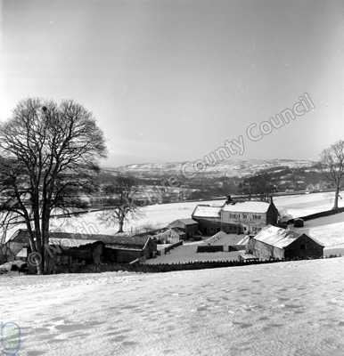 Clough House Farm, Summerbridge, 1974